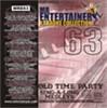 Mr Entertainer - Old Time Party Singalong (MRE63)